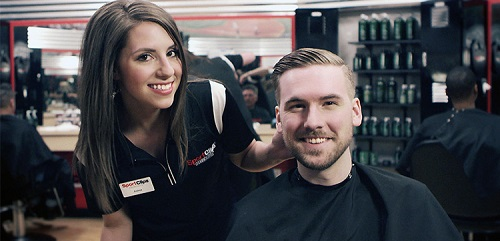 Sport Clips Haircuts of Murfreesboro - The Avenue​ stylist hair cut